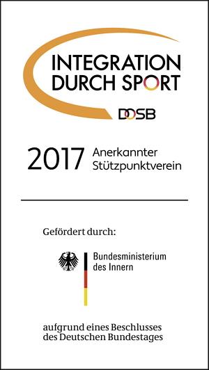 anerkannter Stützpunktverein 2017